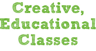 Fun Creative Classes